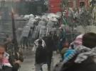 Palästinenser-Proteste gegen Jerusalem-Beschluss zunächst abgeflaut (Vorschaubild)