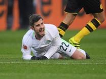 09 12 2017 Fussball GER 1 Bundesliga Saison 2017 2018 15 Spieltag Borussia Dortmund SV Werd; Fin Bartels