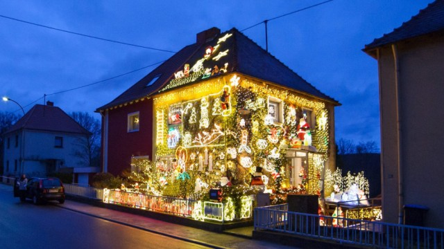 Wann Macht Man Die Weihnachtsbeleuchtung An.Welche Weihnachtsdeko Erlaubt Ist Und Welche Nicht Stil