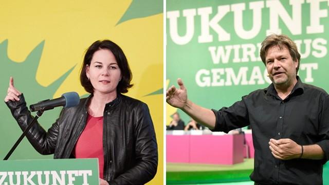 Politik Grüne Machtkampf bei den Grünen