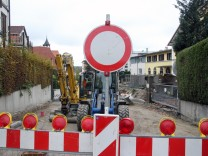 Straßenausbau am Seufzerberg; Straßenausbau am Seufzerberg