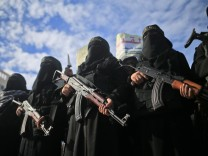 Hamas Islamischer Dschihad PLO Palästina