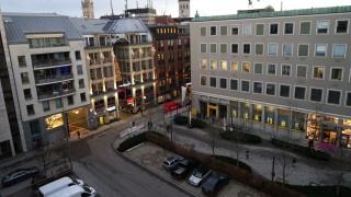 Verkehr in München Innenstadt