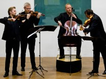 Meccore String Quartett im Martinsstadl