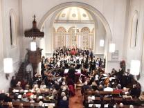 Starnberg Ev.Kirche; Weihnachtsoratorium