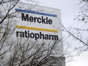 Merckle-Firma ratiopharm, Foto: AP