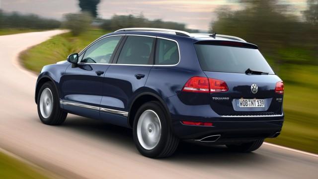 Eigentlich ganz groß - Der VW Touareg als Gebrauchter