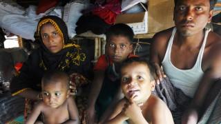 Leben und Gesellschaft Rohingya auf der Flucht