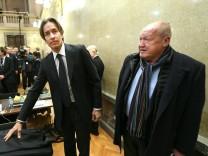 Korruptionsprozess gegen Ex-Minister Grasser