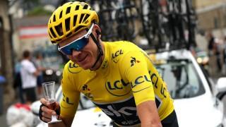 Le Tour de France 2017 - Stage Twenty One; Froome
