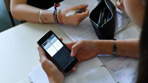 Handy im Unterricht