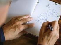 Kinderbuchautor und Sams-Erfinder Paul Maar