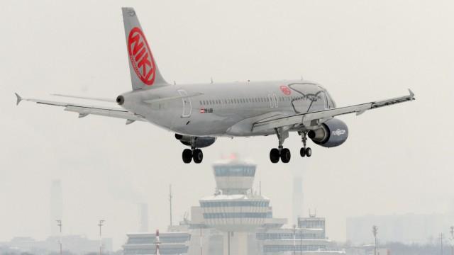 Niki Flugzeug