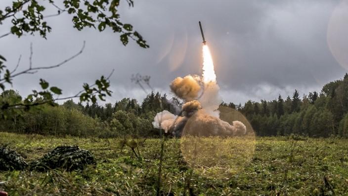 INF-Vertrag USA Russland Raketen