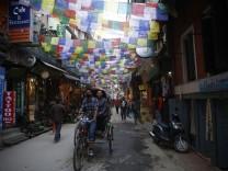 Alltag in Nepal