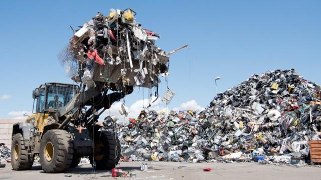ITU: Bald 50 Millionen Tonnen Elektroschrott im Jahr