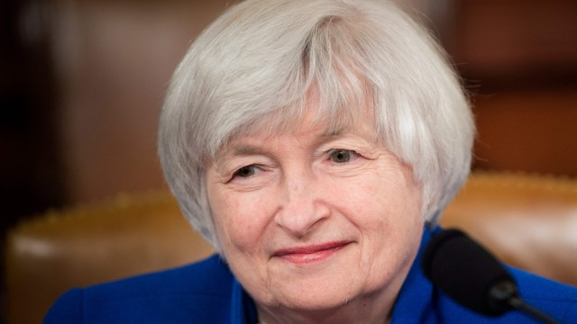 Fed chief Yellen discusses US growth prospects in Congress