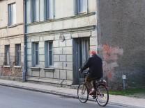 Stadtansicht der Stadt Loitz Landkreis Vorpommern Greifswald am Donnerstag 27 11 2014 Die Stadt