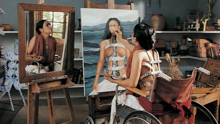 Salma Hayek; Frida