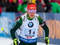 Biathlon: Weltcup Hochfilzen