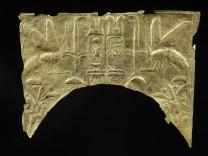 Goldbleche aus dem Grab von Tutanchamun