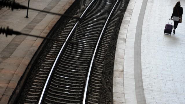 Bahn - Streik