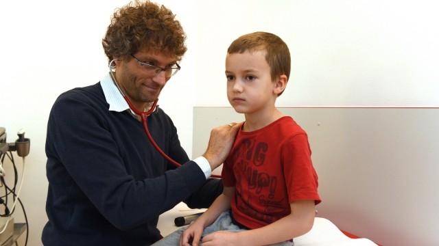 Süddeutsche Zeitung München Versorgung mit Kinderärzten