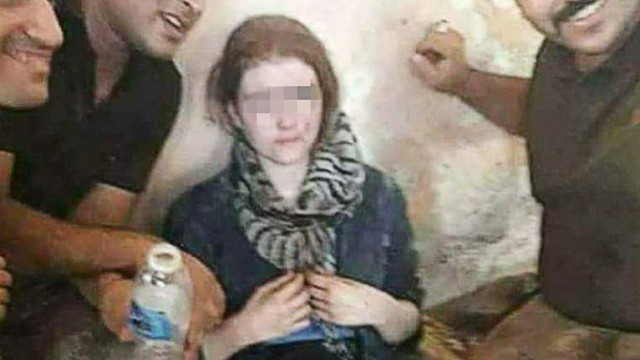 Linda Wenzel  German girl captured in Mosul who is said to have left Dresden to join ISIS https://twitter.com/n_iraq67