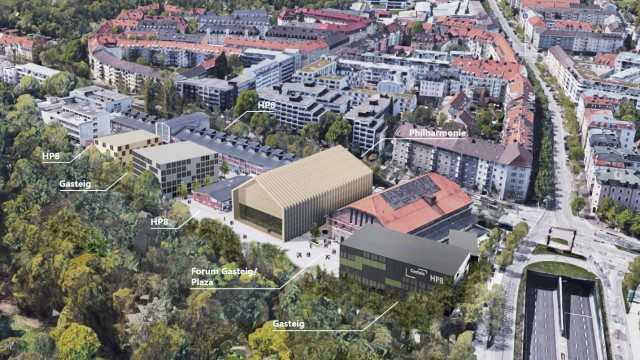 Süddeutsche Zeitung München Stadtwerke-Areal Sendling