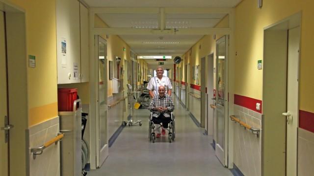Schongau Krankenhäuser auf dem Land