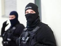 Razzia gegen Islamisten in Berlin