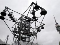 Turmglockenspiel 'Carillon' im Olympiapark , 2004
