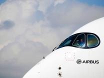Airbus Group stellt Jahreszahlen vor