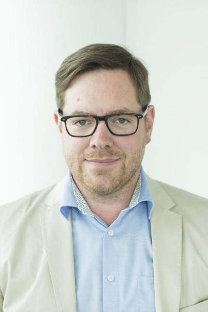 Paul-Anton Krüger in München, 2017