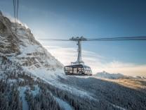 Zugspitze: Top of Germany mit neuer Rekord-Seilbahn
