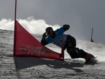 SNOWBOARD FREESTYLE SKIING FIS WC 2017 SIERRA NEVADA SPAIN 16 MAR 17 SNOWBOARDING FIS Freesty; Snowboard