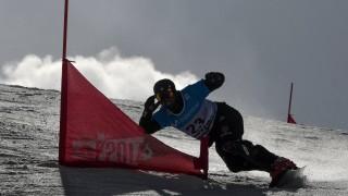 SNOWBOARD FREESTYLE SKIING FIS WC 2017 SIERRA NEVADA SPAIN 16 MAR 17 SNOWBOARDING FIS Freesty; Snowboard