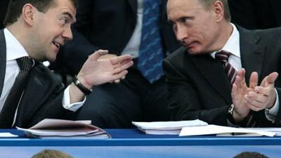 Russland in der Krise