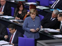 Bundestag Debates Foreign Military Missions