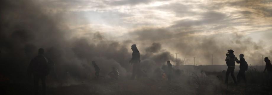 Jerusalem-Konflikt - Gaza