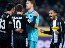 Borussia Mönchengladbach - Hamburger SV