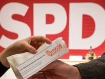 Landesparteitag der SPD Thüringen