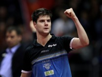 Ovtcharov wird neue Nummer eins