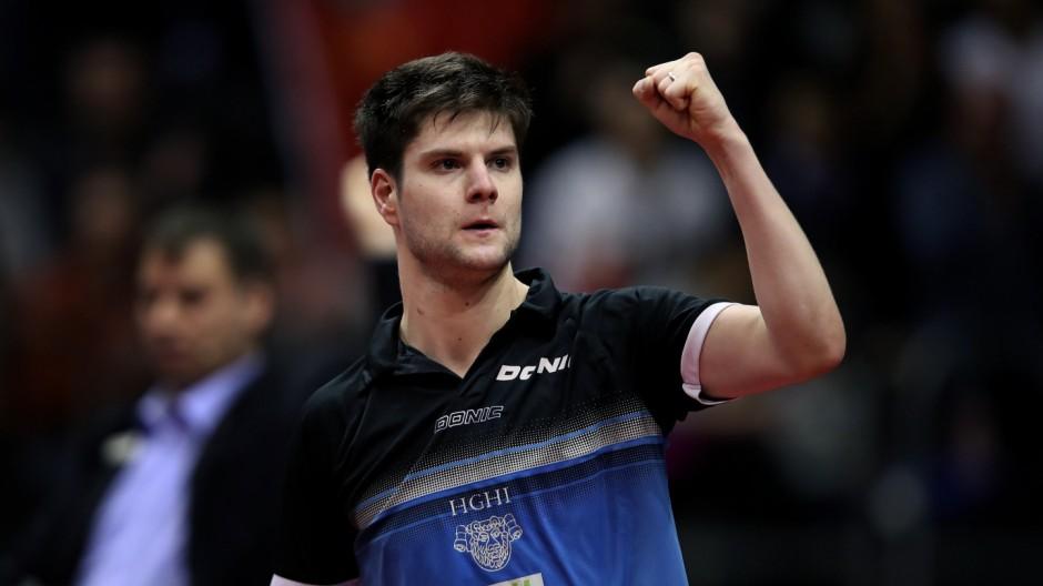 Tischtennis - Ovtcharov steht im Finale, Boll verliert