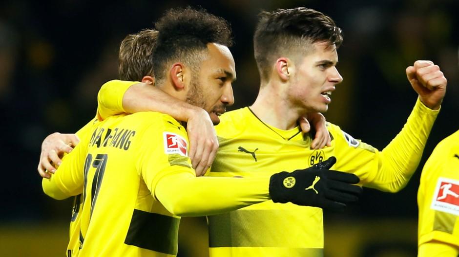 Bundesliga: BVB siegt gegen Hoffenheim