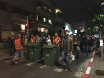 jetzt israel proteste