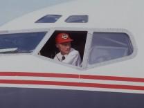 Niki Lauda Rennfahrer Pilot 06 87 rag Sport Motorsport Auto Formel Eins Formel 1 Autorennen Mann