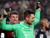 VfB Stuttgart FC Bayern München Deutschland Stuttgart 16 12 2017 Fussball Bundesliga Saison 20