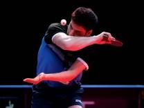 Dimitrij Ovtcharov GER DECEMBER 16 2017 Table tennis Tischtennis Seamaster 2017 ITTF World T