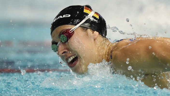 FINA Swimming World Cup Tokyo - Day 1